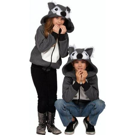 Smoochi The Squirrel Hoodie Child Costume