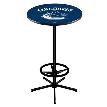 Vancouver Canucks Pub Table