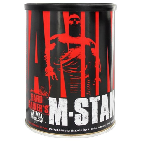 Universal Nutrition Animal M-Stak Pack, 21 Ct