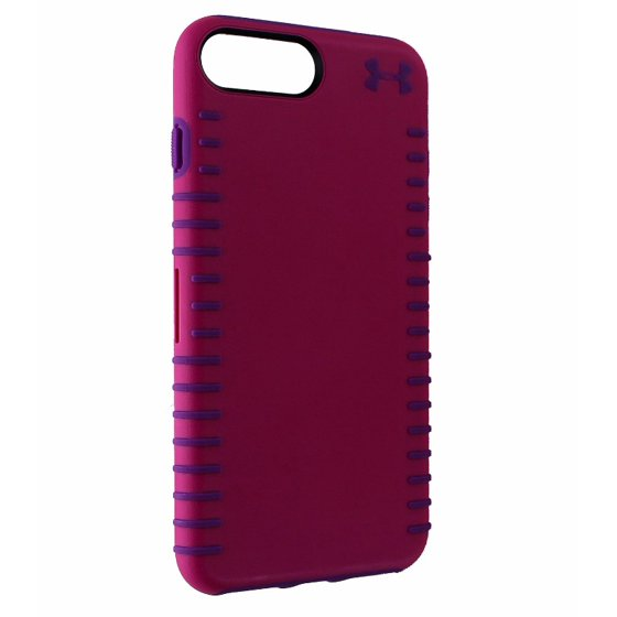 532fd6b8 Under Armour Grip Hybrid Case Cover iPhone 8 Plus/7 Plus/6s Plus -  Pink/Purple