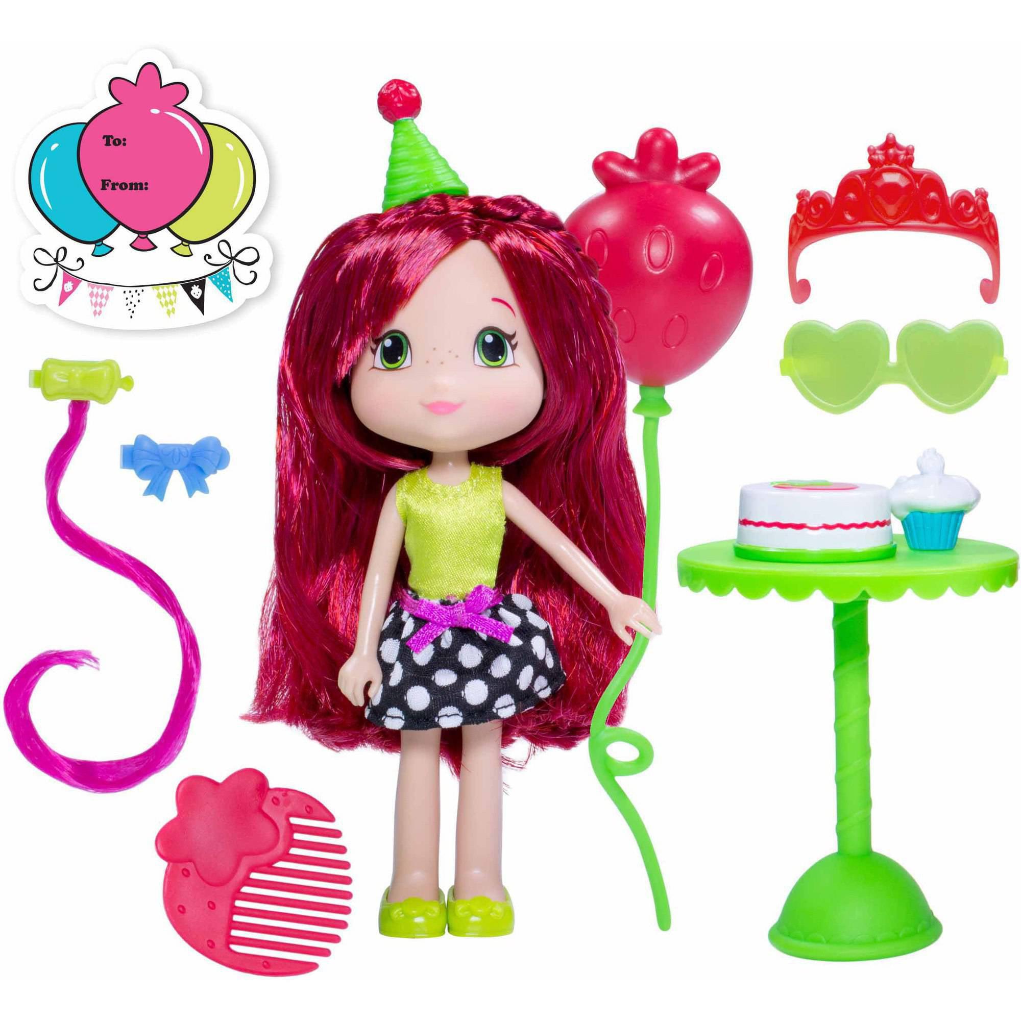 Strawberry Shortcake Surprise Party Doll Strawberry Shortcake