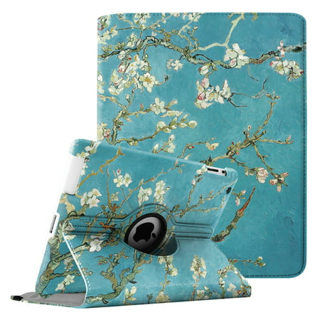 Fintie Apple iPad 2/3/4 Multiple Angles Stand Case Cover with Auto Wake/Sleep Feature,
