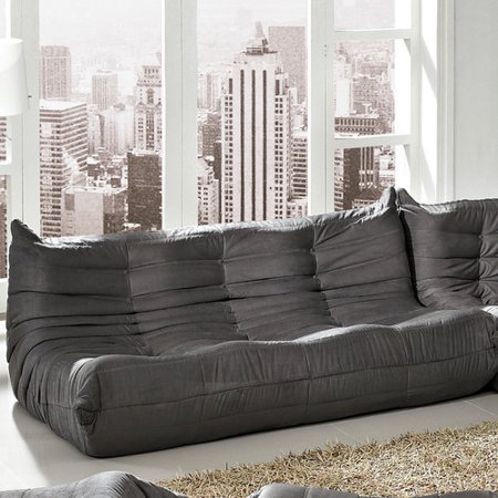 Modway Waverunner Lounge Sofa For Home Or Office Multiple Colors