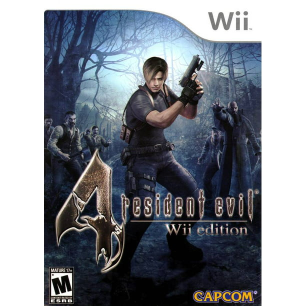 Resident Evil 4 Wii Walmart Com Walmart Com