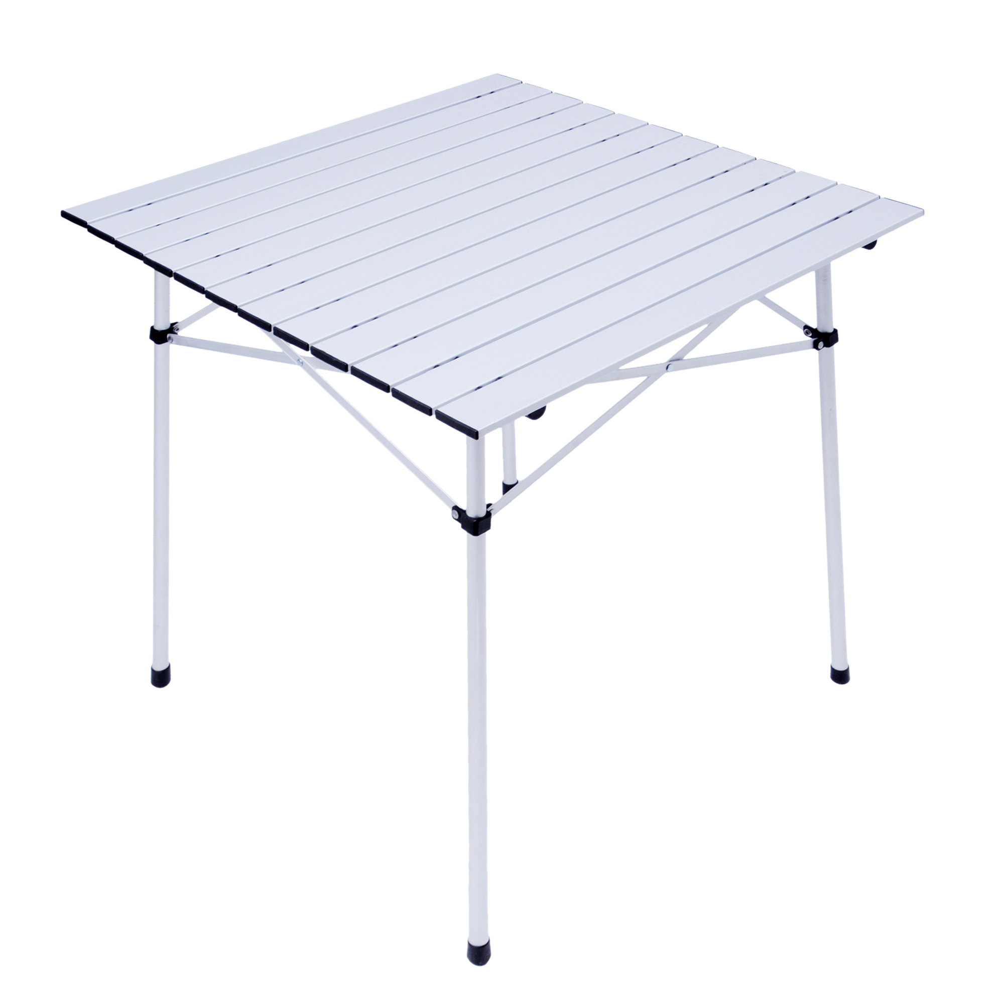 Movaty Camping Table 22x16x16 Lightweight Aluminum Table With Carrying Bag For Outdoor And Home Easy To Clean Portable Outdoor Folding Table Camping Hiking Tables