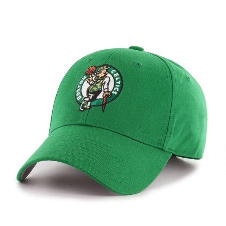 NBA Boston Celtics Basic Adjustable Cap/Hat by Fan Favorite - Nba Boston Celtics