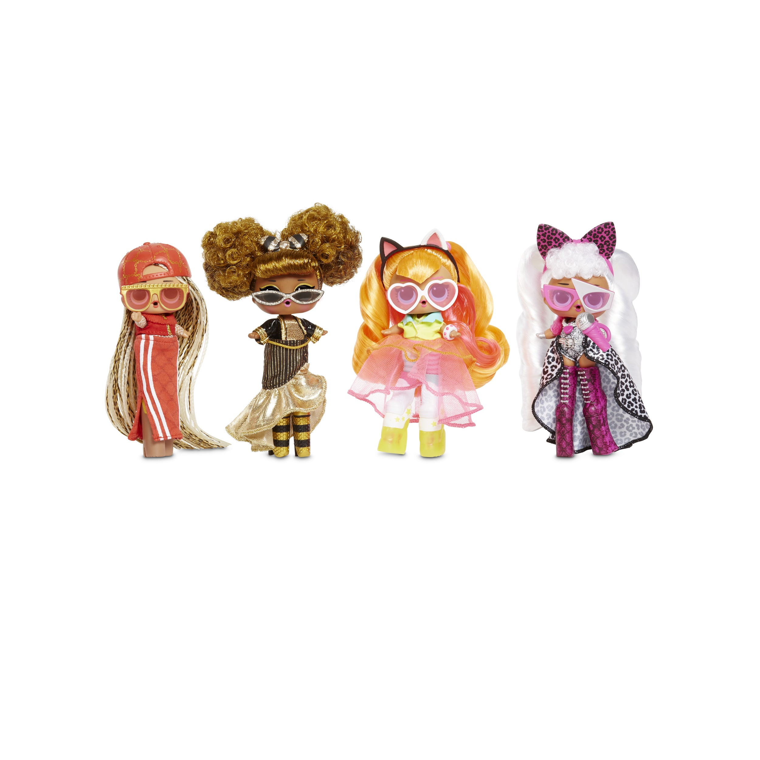 Series 1 NEW LOL Surprise JK Queen Bee Fashion Doll w 15 Surprises