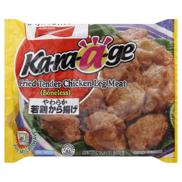Image of Ajinomoto Fried Karaage Chicken