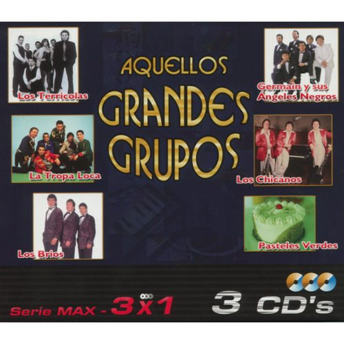Aquellos Grandes Grupos (Box Set)