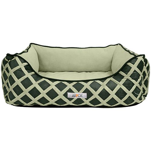 """Aspca Pet Bed 22"""" Green"""