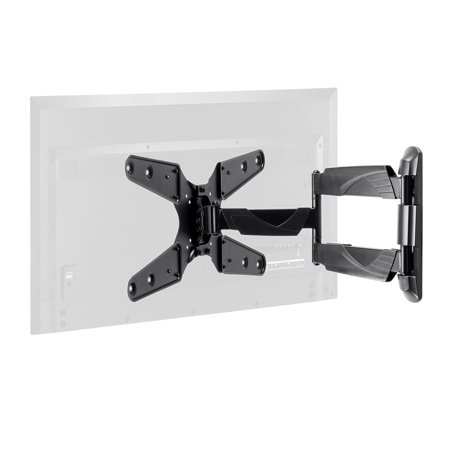 Monoprice Select Series Slim Swivel Wall Mount For Medium 24   55 Inch Tvs 77 Lbs