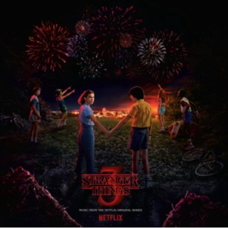 Stranger Things: Soundtrack from the Netflix Original Series, Season 3 (Far Cry 3 Best Soundtrack)
