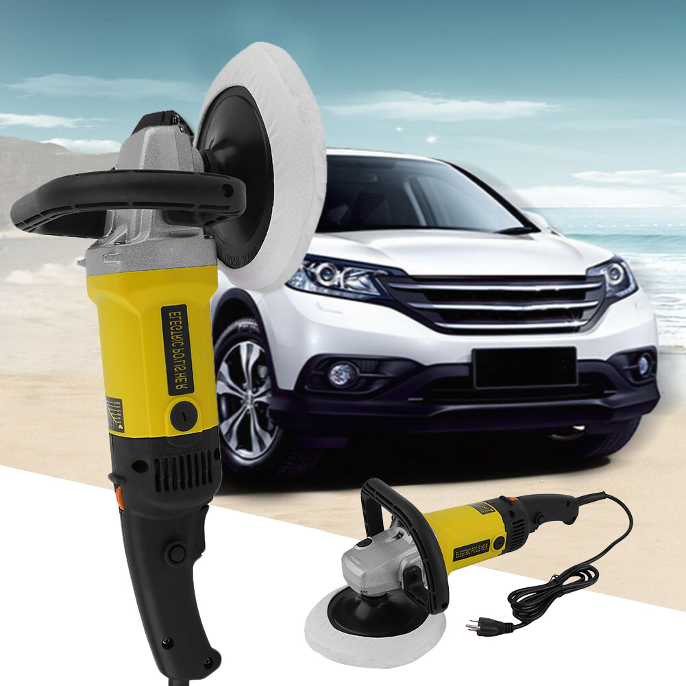 Car Polisher Machine, Car Polishers, Electric Car Polisher Buffer Waxer Sander Polishing Machine For China Ken