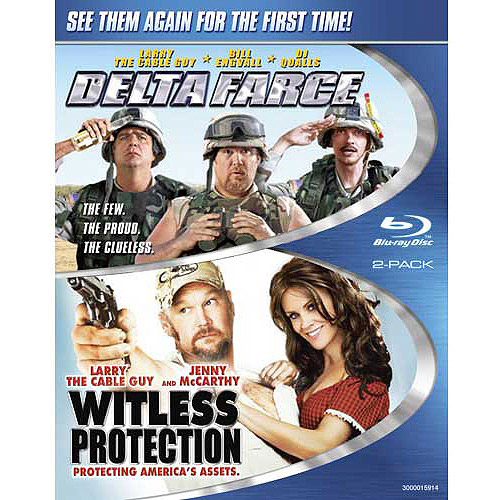 Delta Farce / Witless Protection (Blu-ray)