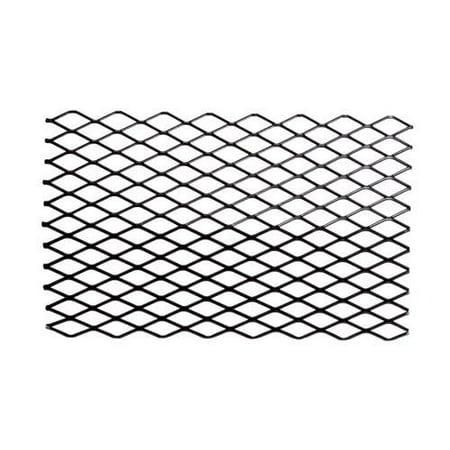 Black Steel Retainer Ember for Grates - 16 x 10