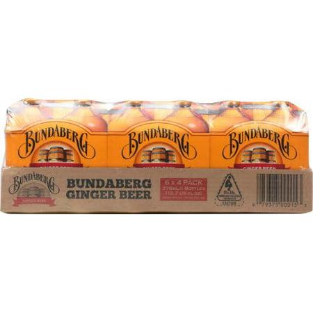 Bundaberg Soda Ginger Beer 1500.0 ML (Pack of 12) (Vintage Beer)