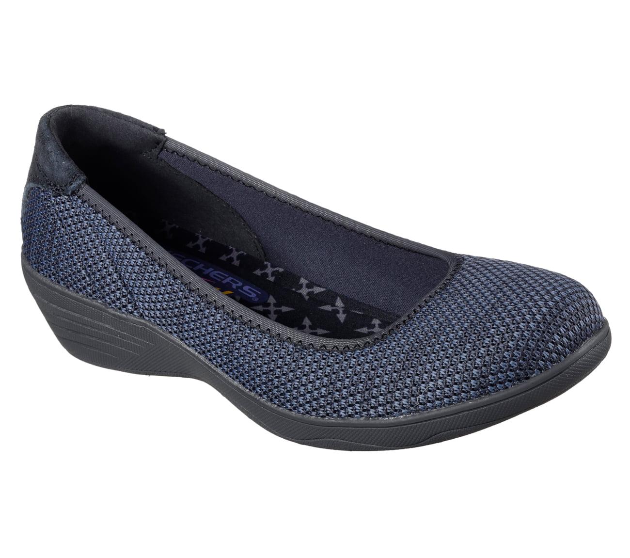 Skechers 48880NVY Women'S Kiss Casual Shoes by Skechers