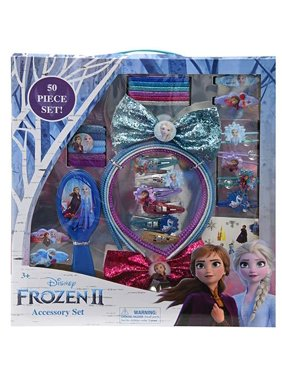 Frozen 2 50pc Hair Accessory Set.