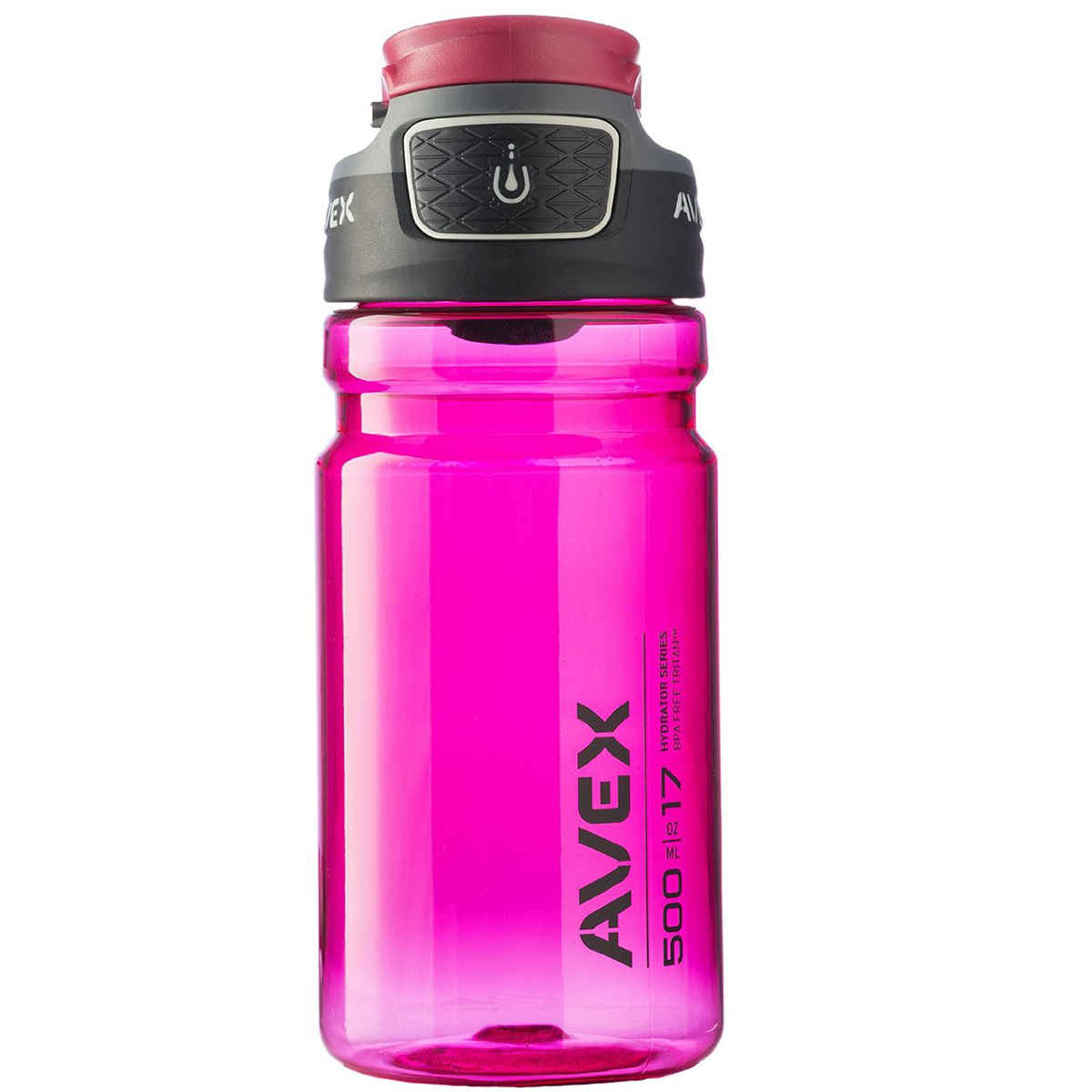 Avex 17 oz. FreeFlow Autoseal Water Bottle