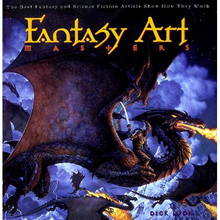 Fantasy Art Masters : The Best Fantasy and Science Fiction (Best Fantasy Art Sites)