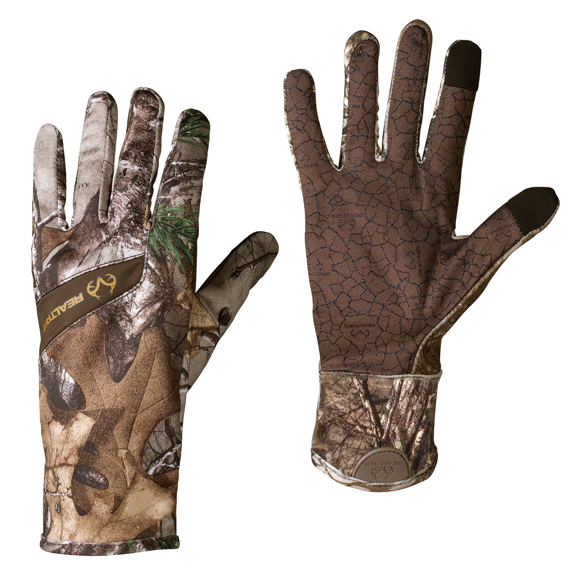 Realtree Xtra Men's Light Weight Gloves