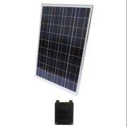 SOLARTECH POWER SPM080P-TS-F Solar Panel,80W,Polycrystalline