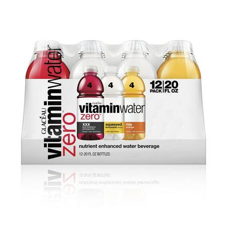 Water pack, 20 fl oz, 12 Pack