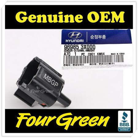 Oem New External Ambient Temperature Sensor 04 16 Kia Optima Soul 96985 3X000