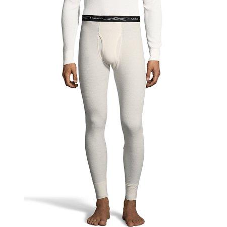 Hanes Men's Waffle Knit Thermal Pant - 125442