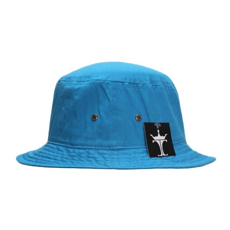 Topheadwear blank bucket fishing hat for Fishing hats walmart