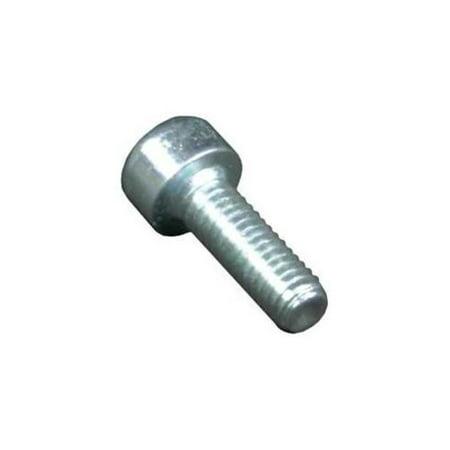 Bolt MC Hardware 024-50412 Socket Head Allen Bolts - M4 x 12 - Smooth Carburetor Screw