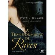 A transformação de Raven - eBook