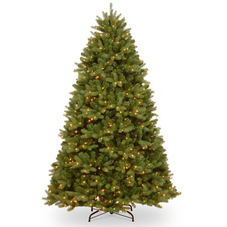 Paper Company Tree (National Tree Company 9 ft. Dunhill® Fir Tree with Clear Lights )