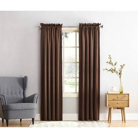 Sun Zero Kylee Room-Darkening Energy-Efficient Curtain Panel Available In Multiple Colors And Sizes