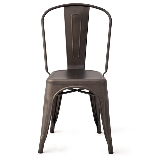 Williston Forge Kermit Stacking Patio Dining Chair (Set of 4)