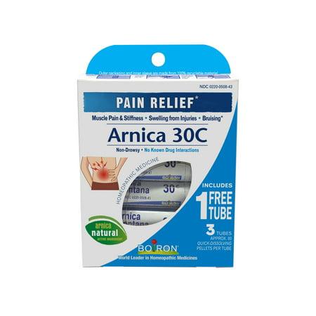 Arnica montana 30C Homeopathic Medicine Bonus Pack Buy 2 Get 1 Free