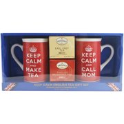 Keep Calm English Tea Gift Set, 4 pc