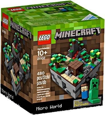 Toy / Play LEGO Minecraft 21102, mindstorms, sets, list, ...