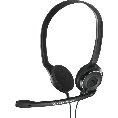 Sennheiser Pc 8 Headset - Stereo - Black - Usb - Wired - 32 Ohm - 42 Hz - 17 Khz - Over-the-head - Binaural - Semi-open - 6.56 Ft Cable - Noise Cancelling Microphone (504197)