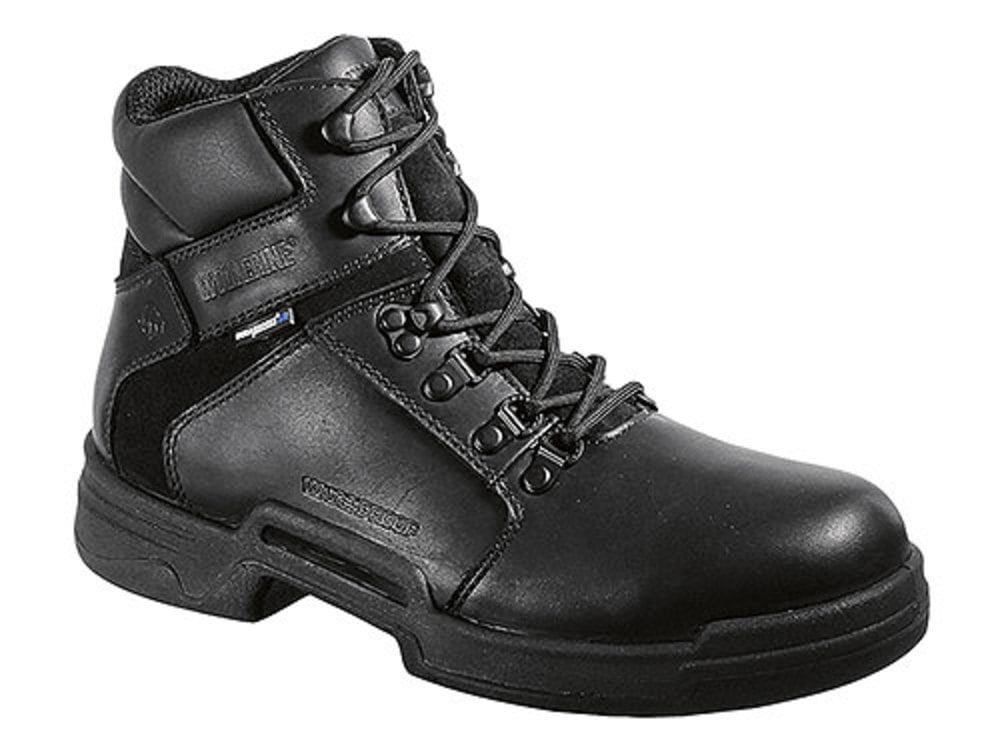 W10250 Wolverine Men's Griffin SR 6IN Work Boots Black 12.0 EW by Wolverine