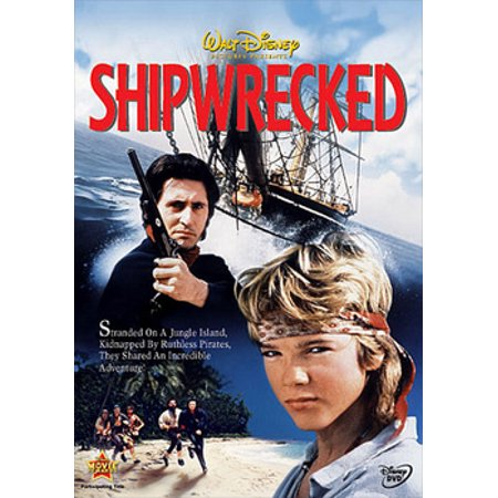 Shipwrecked (DVD) - Halloweentown On Disney Channel