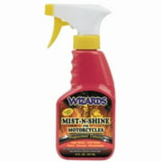 Wizards Mist-N-Shine for Motorcycles, 8oz