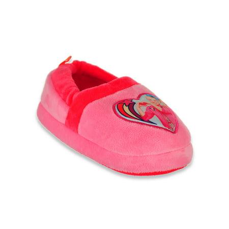 Nickelodeon Jojo Siwa Dream Crazy Big Aline Slippers (Toddler Girls)