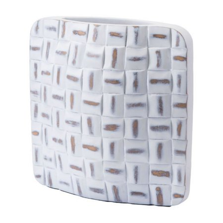 Flower Vases For Living Room Large Mosaic Square White Flower Vases