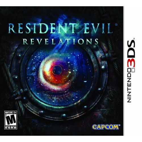 Resident Evil: Revelations 3D (3DS)