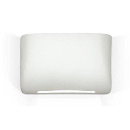 Islands of Light Rectangular Shape Ceramic Wall Sconce (Spanish Olive) - Walmart.com