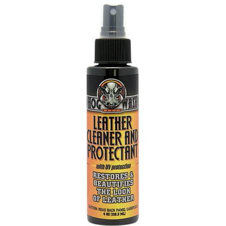 HOG WASH HW0547 Leather Cleaner & Protectant w/UV