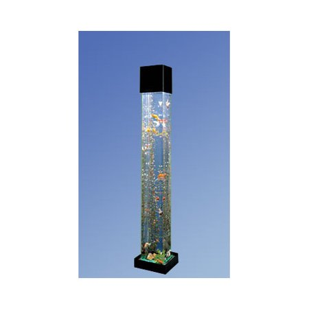 Midwest tropical fountain aqua 20 gallon tower quare for 20 gallon fish tank kit