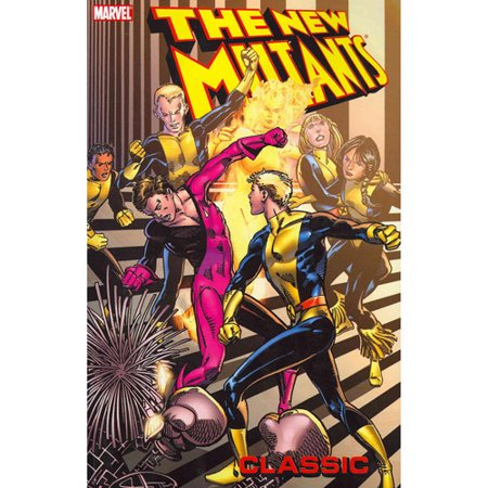 New Mutants Classic 6 by