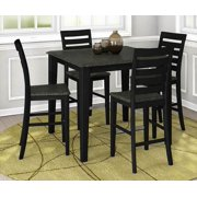 5-Pc Pub Height Dining Set